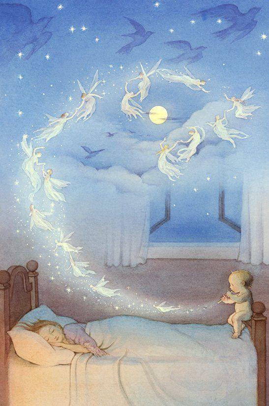Как сделать прекрасный сон